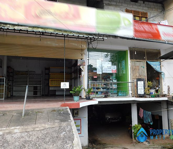 Shop for rent in Sri Jayewardenepura close to Hospital