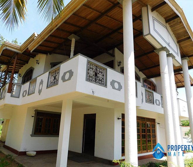 Two storey house for rent in Maharagama - Egodawattha
