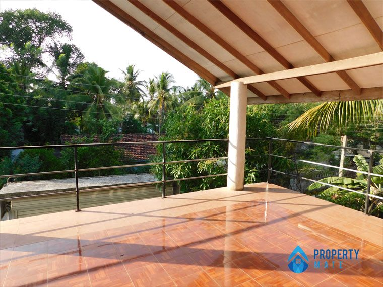 Two storey house for rent in Ragama 01