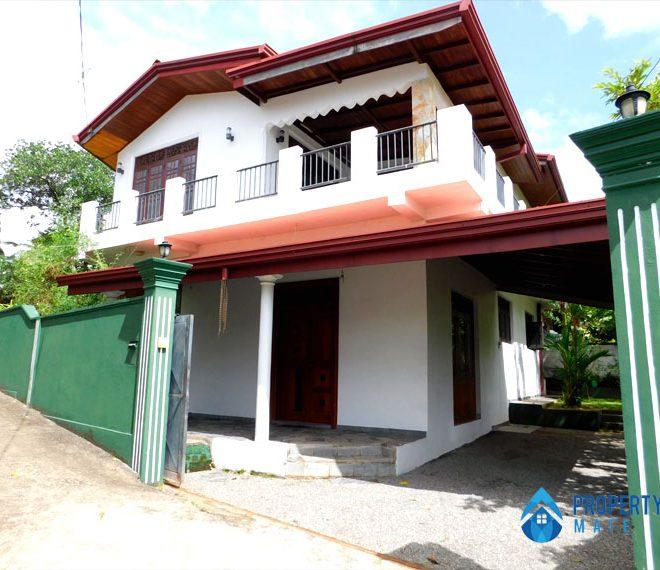Two storey house for sale in Kottawa Amu Etamulla