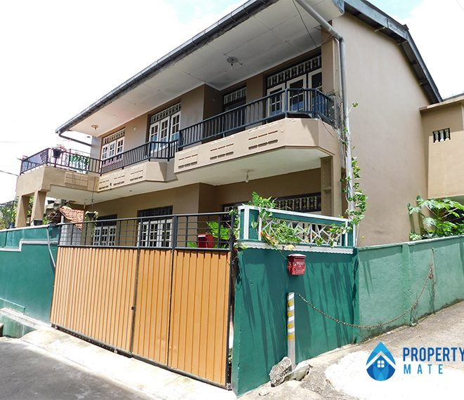Two storey house for sale in Maharagama dambahena road 1