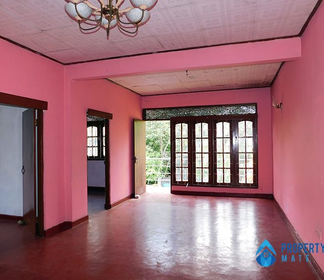 Upstairs for rent in Homagama 2